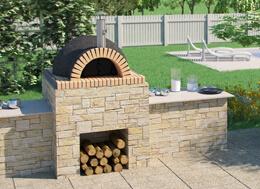 Cómo construir un horno para pizzas en el jardín en 6 sencillos pasos
