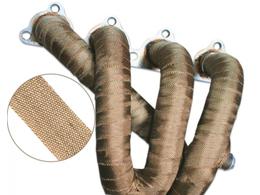 Protección y aislamiento de los tubos de escape