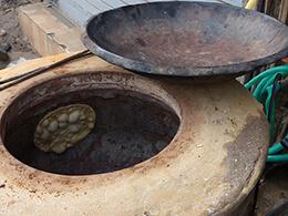 El horno Tandoori – una breve descripción