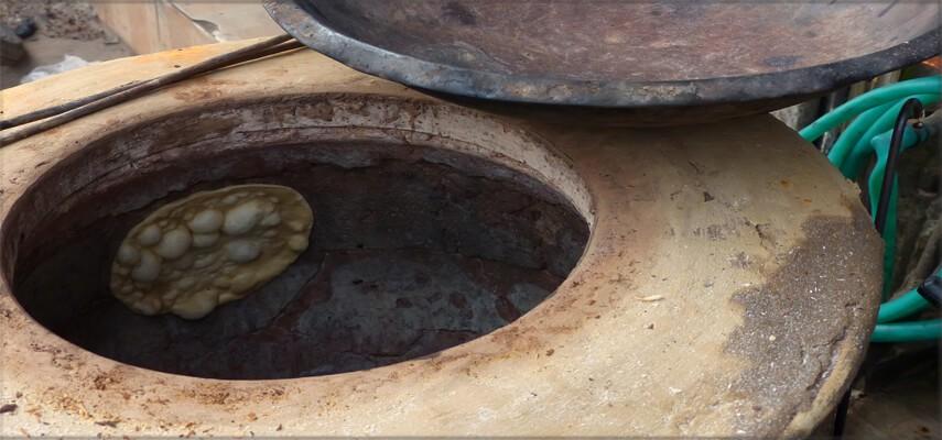 Construya un horno tandoor
