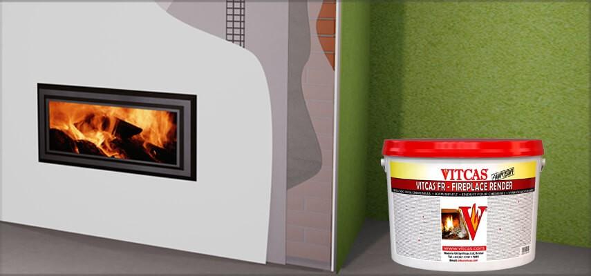 Sistema de Yeso Resistente a Altas Temperaturas