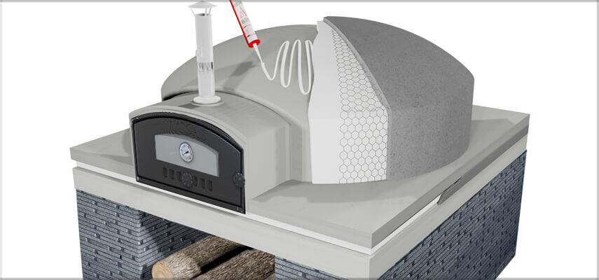 Aislamientos para hornos