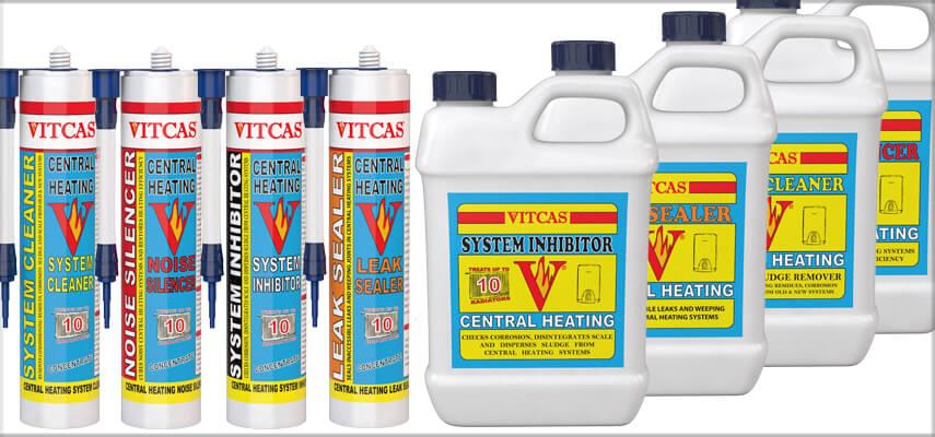 Tratamiento de agua para la calefacción central