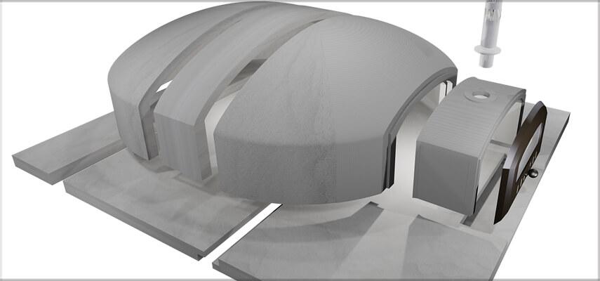 Hornos prefabricados