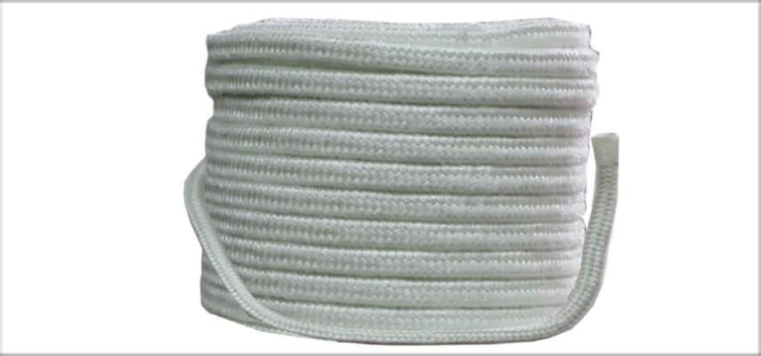 Cuerda cuadrada fibra de vidrio para rellenar