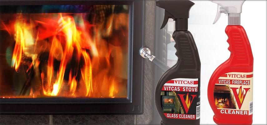 Limpiadores para estufas & chimeneas
