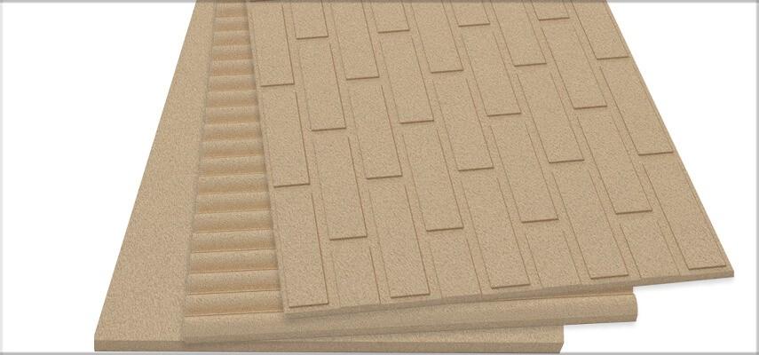Placas de Vermiculita