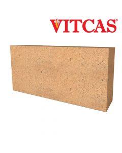 Ladrillos Refractarios 230x114x76mm - VITCAS