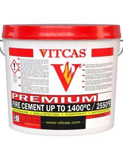 PREMIUM Masilla Refractaria 25KG - VITCAS