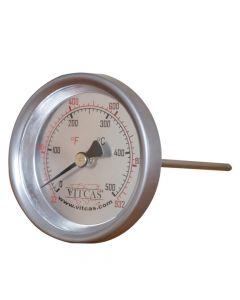 Termometro con sonda 0°C – 500°C - VITCAS