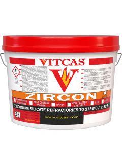 Hormigón refractario de circonio protector de bobina - VITCAS