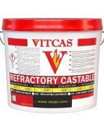 Vitcas Hormigón refractario grado 1600 - VITCAS