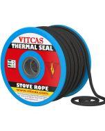 Cuerda negra flexible - VITCAS
