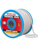 Cuerda blanca flexible - VITCAS